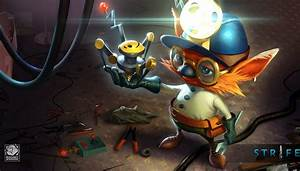 Try The MOBA That39s Taking On League Of Legends And DOTA 2