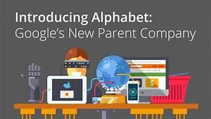 Introducing Alphabet: Google's New Parent Company