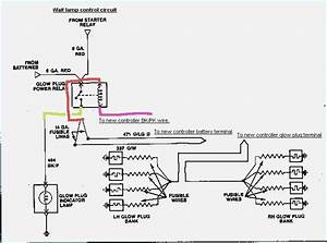 7 3 Powerstroke Glow Plug Relay Wiring Diagram Sample