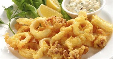 cuisiner des calamars recettes des beignets de calamars les recettes les mieux