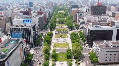 Most Beautiful Japanese Cities 2018, Top 10 List