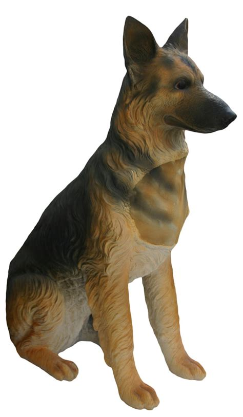 osd ds dog life sized german shepherd speaker