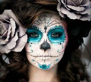 Make Up Ideen : 68 halloween schminktipps f r die ganze familie ~ Buech-reservation.com Haus und Dekorationen