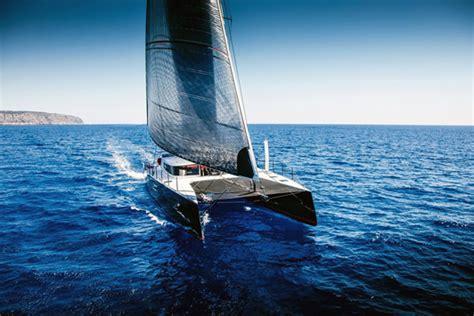 Sailing Catamaran With Daggerboards by Hh Catamarans Choose Vesconite For Daggerboard Bearings