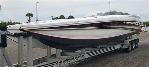Atlanta Performance Boats by New 32 Foot Sonic Ready For Run Tour With New