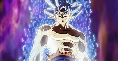 Goku Instinct Ultra Dragon Ball Mastered Gokui