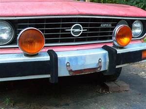 1975 Opel Manta    1971 Rallye For Sale