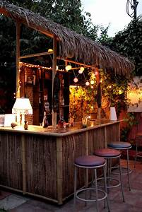 best 25 tiki bars ideas on pinterest With stylized your outdoor bar with outdoor bar ideas