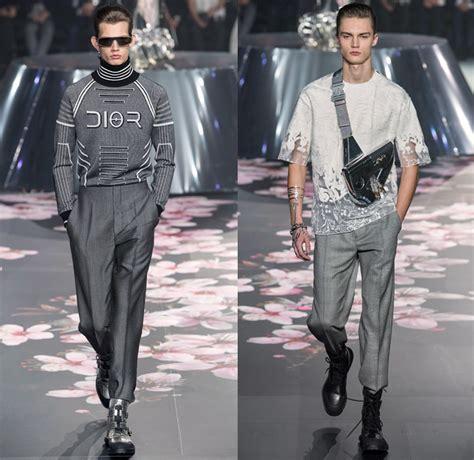 dior homme  pre fall autumn mens runway  denim jeans fashion week runway catwalks