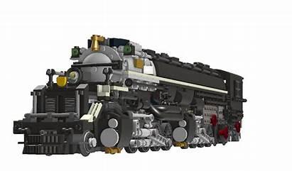 Lego Steam Locomotive Build Master Building Instructions