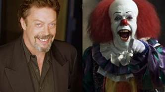 Tim Curry It Pennywise Clowns