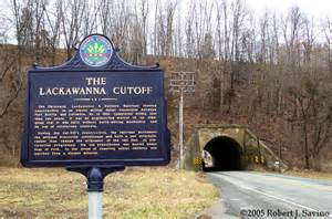 The Lackawanna Cutoff - Then & Now - presented by the ...