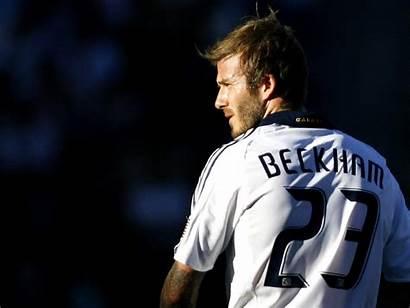 Beckham David Wallpapers Galaxy 4k Soccer Superstar