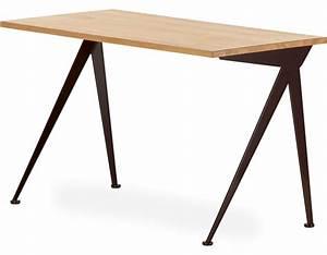 Table Jean Prouvé : prouv compas direction desk ~ Melissatoandfro.com Idées de Décoration
