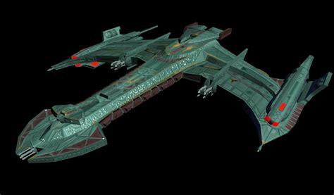 Klingon Models For Trek Wars 2 Image