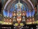 Notre-Dame Basilica Montreal - Jaunting Jen