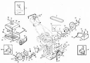 Drive Assembly Diagram  U0026 Parts List For Model 917372342
