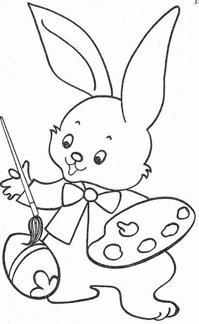 Coloring Things Easter Pages Colouring Colors Uploaded