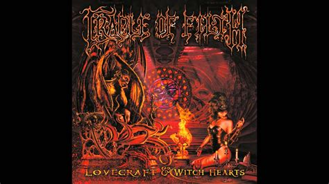cradle  filth hallowed  thy  lovecraft witch