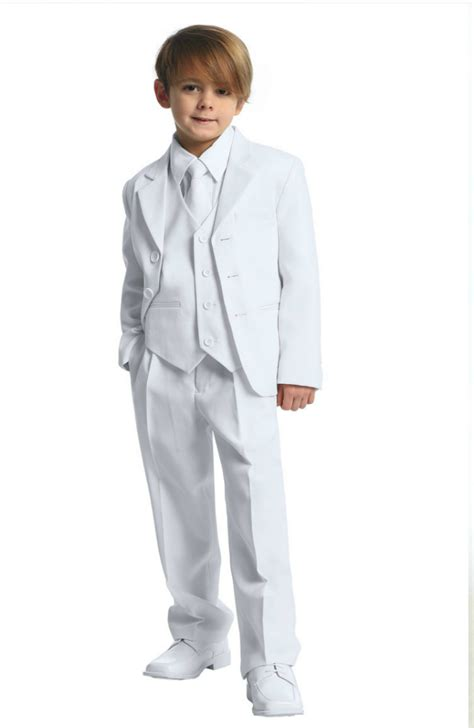 caw boys suit style   piece suit set