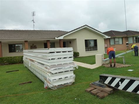 Fly over roof in Tweed Heads   Spano Builders