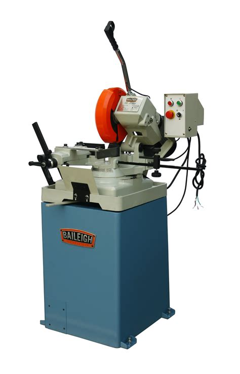 circular saw blade sharpening baileigh cs 275eu european style manually operated cold saw