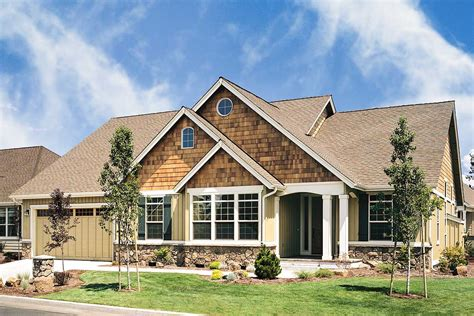 Charming Country Craftsman House Plan