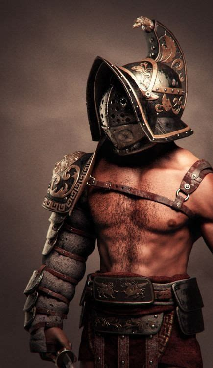 Thracian | Gladiator armor, Gladiator tattoo, Armor
