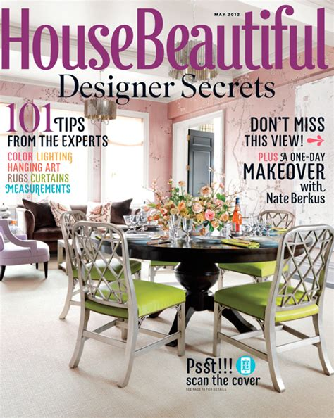 house beautiful shares top designer secrets decor cecy j