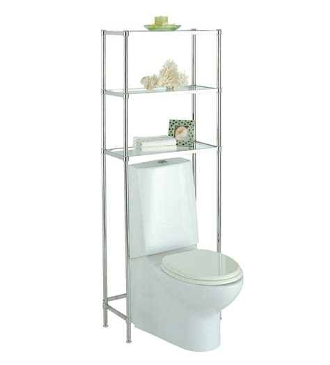 Over the Toilet Etagere in Over the Toilet Shelving