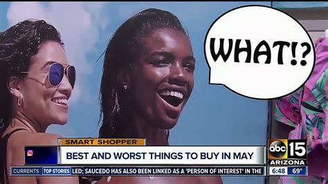 Best And Worst Things To Buy In May-youtube