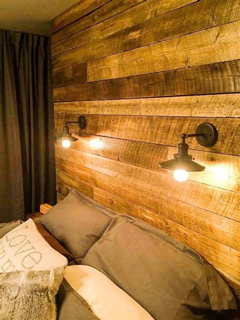 diy upcycled pallet bedroom ideas dormitorios rusticos