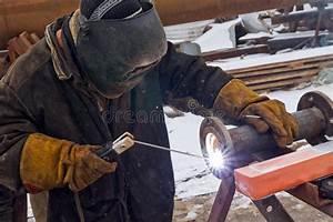 Soudure à L étain Sur Acier : bride plate de soudure l 39 acier de tuyau photo stock image du mat riel travail 67156772 ~ Maxctalentgroup.com Avis de Voitures