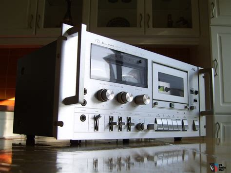 jvc kd 95 top of the line vintage cassette deck in superb museum condition 452176 us
