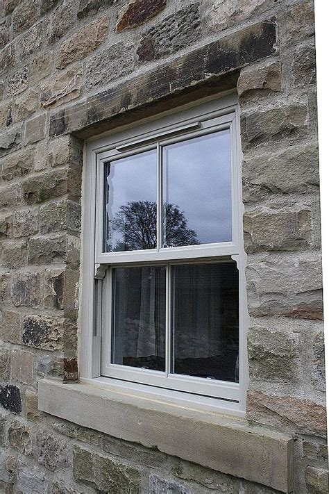 pvc  sash windows