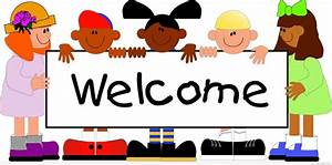 Free Welcome Back Clipart Pictures Clipartix
