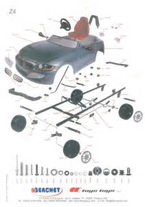 Pedal Car Parts