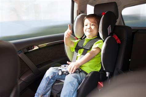 New Jersey's New Car Seat Law