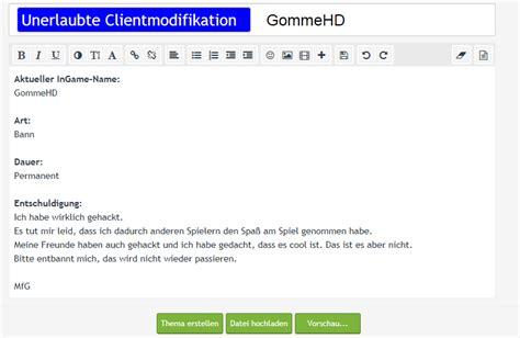 anleitung templates gommehdnet