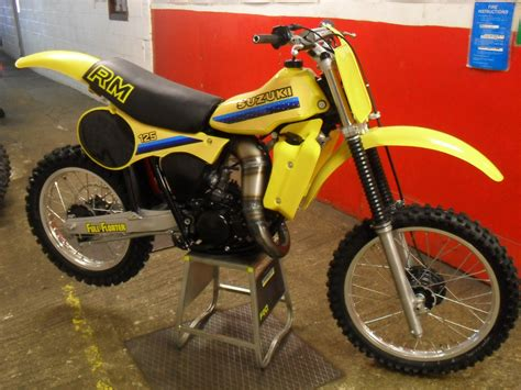 evo motocross bikes this bike was restored by jamie snell with help from evo