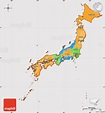 Simple Map Of Japan - Thick Mature Porn