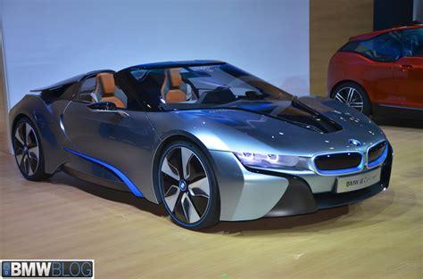 Videos Bmw I8 Roadster The Design