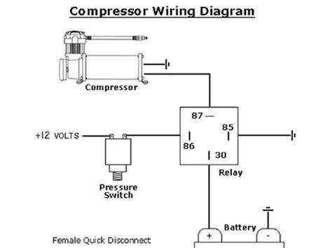 Air Bag Wiring Diagram by Air Ride Wiring Diagram Wiring Diagram