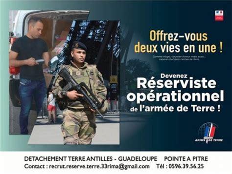 Paquetage Reserviste Armee De Terre by La R 233 Serve De L Arm 233 E De Terre Recrute La R 233 Serve