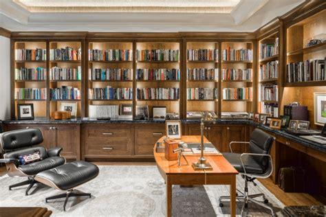 Home Design Ideas Book by 20 Home Office Bookshelves Designs Ideas Design Trends