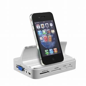 All In One Ipad Iphone Dock Multi Function