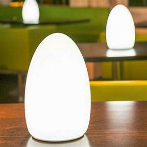 Waterproof Led Egg Shape Lamp Multi Color Change Lamp Remote Control Led Light Ball Glow Outdoor