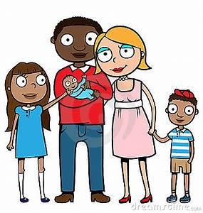 Mixed Ethnicity Family Royalty Free Stock Photos - Image ...