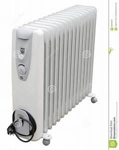 Radiateur Electrique Sur Circuit Prise : radiateur lectrique c tier blanc sur l 39 huile avec la prise europ enne c a sur le wh photo ~ Carolinahurricanesstore.com Idées de Décoration