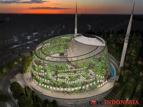 4 Masjid dengan Desain Terbaik di Seluruh Dunia, Mana yang ...